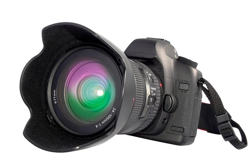 La fotocamera: Tipi di Fotocamere Digitali