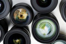La Fotocamera: Tipi di obiettivo