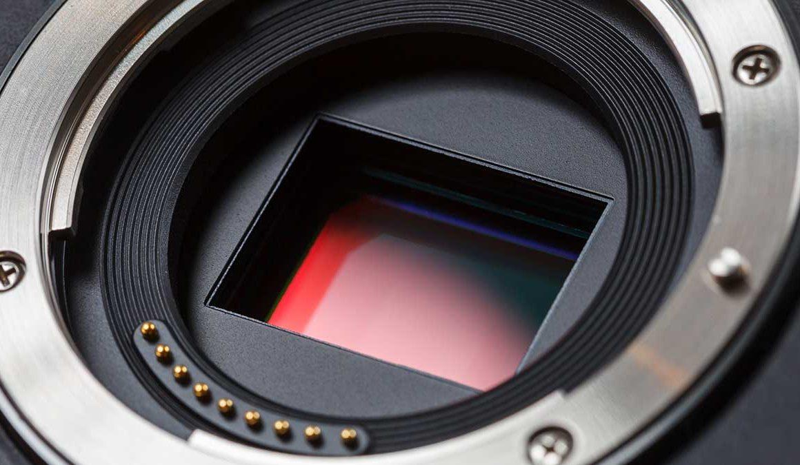 La Fotocamera: Il Sensore