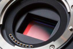 La Fotocamera – Il Sensore