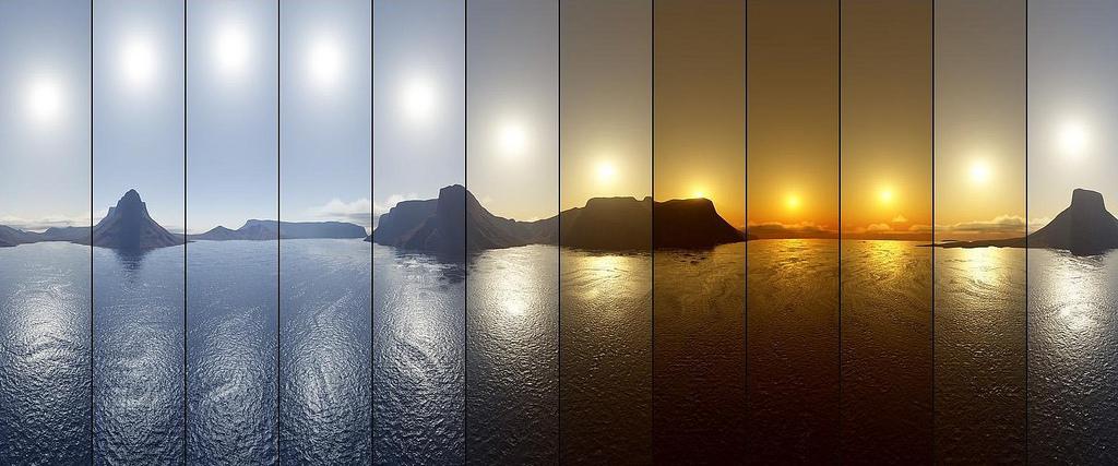 Temperatura colore della luce