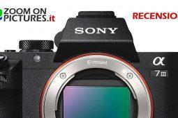 Sony A7 III: la mirrorless tuttofare – Recensione