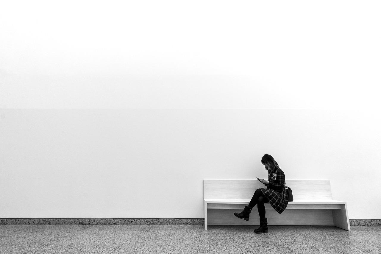 Spazio negativo in fotografia