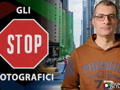 Stop in Fotografia